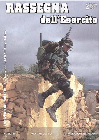 RASSEGNA DELL ESERCITO 2007 N.2 by Biblioteca Militare - issuu 7c29ac8a2656