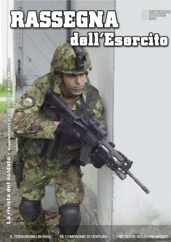 c5e4e4bef3 RASSEGNA DELL'ESERCITO 2008 N.5 by Biblioteca Militare - issuu