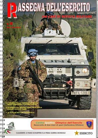 RASSEGNA DELL ESERCITO 2015 N.6 by Biblioteca Militare - issuu a38e18703699