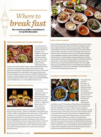 Page 20 of Where to Break Fast