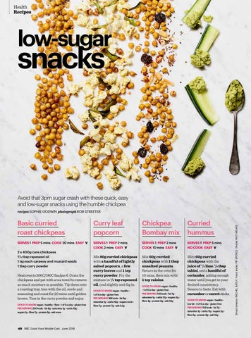 Page 50 of Low-Sugar Snacks