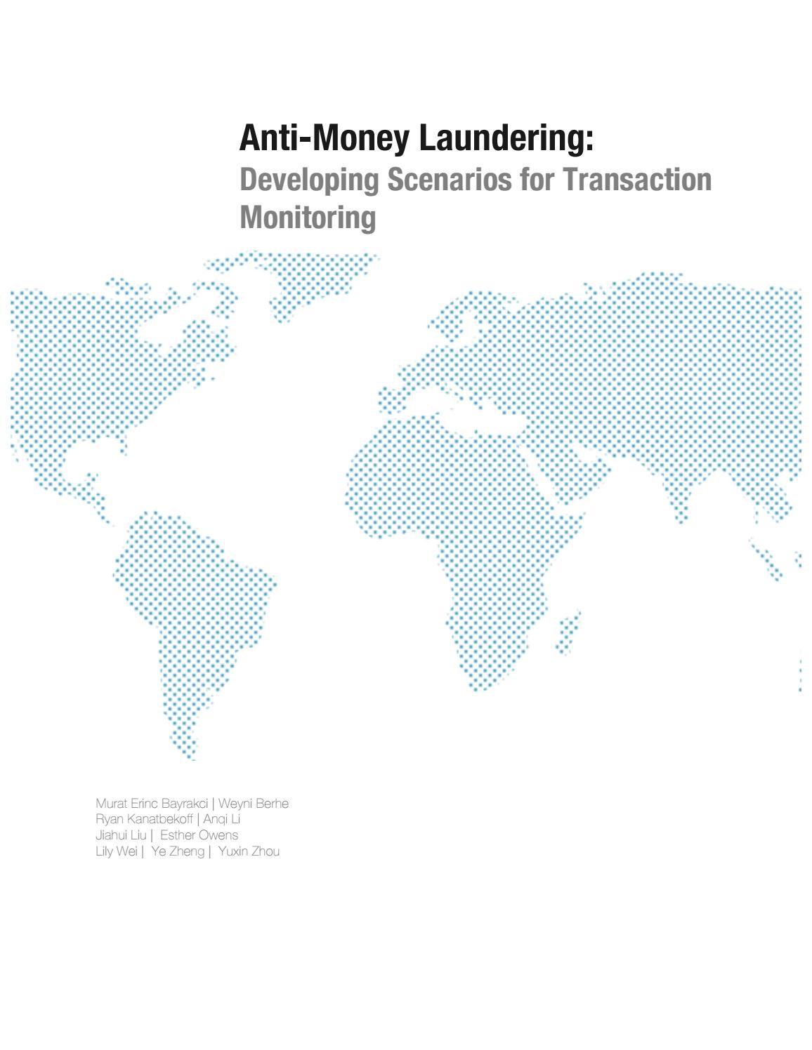 Anti Money Laundering Infographic Gamblingcompliance