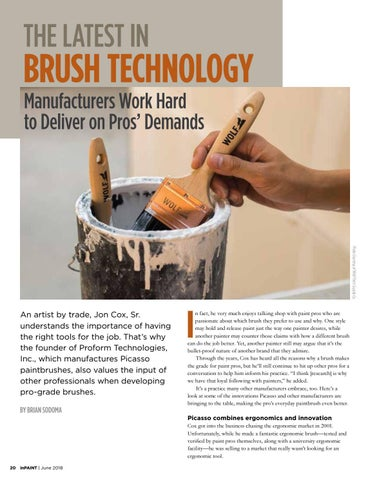 Page 20 of The Latest in Brush Technology