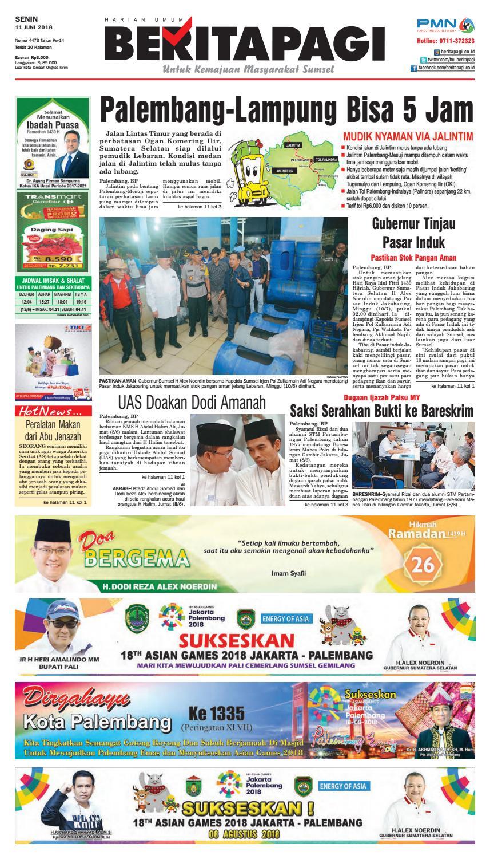 Senin 11 Juni 2018 By Beritapagi Issuu Produk Ukm Bumn Sulam Usus Pmk