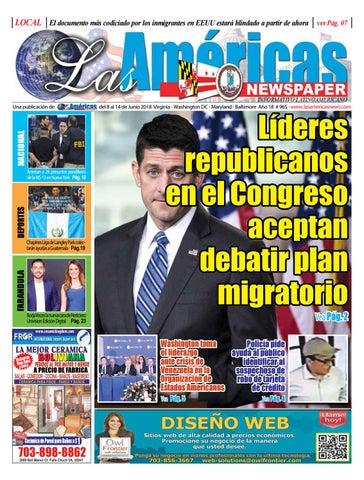 8 de junio 2018 - Las Américas Newspaper by Las Americas Newspaper ... 5349ec9439a99