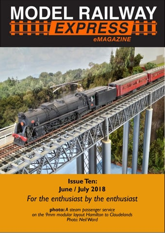 842dd0eefb The Railway Magazine guide to Modelling by Mortons Media Group Ltd ...