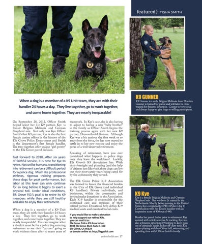 Page 17 of K-9 Officer Tisha Smith