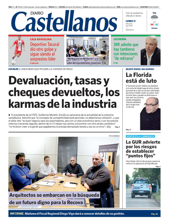 Diario Castellanos 11 06 by Diario Castellanos - issuu 91b6d71297e