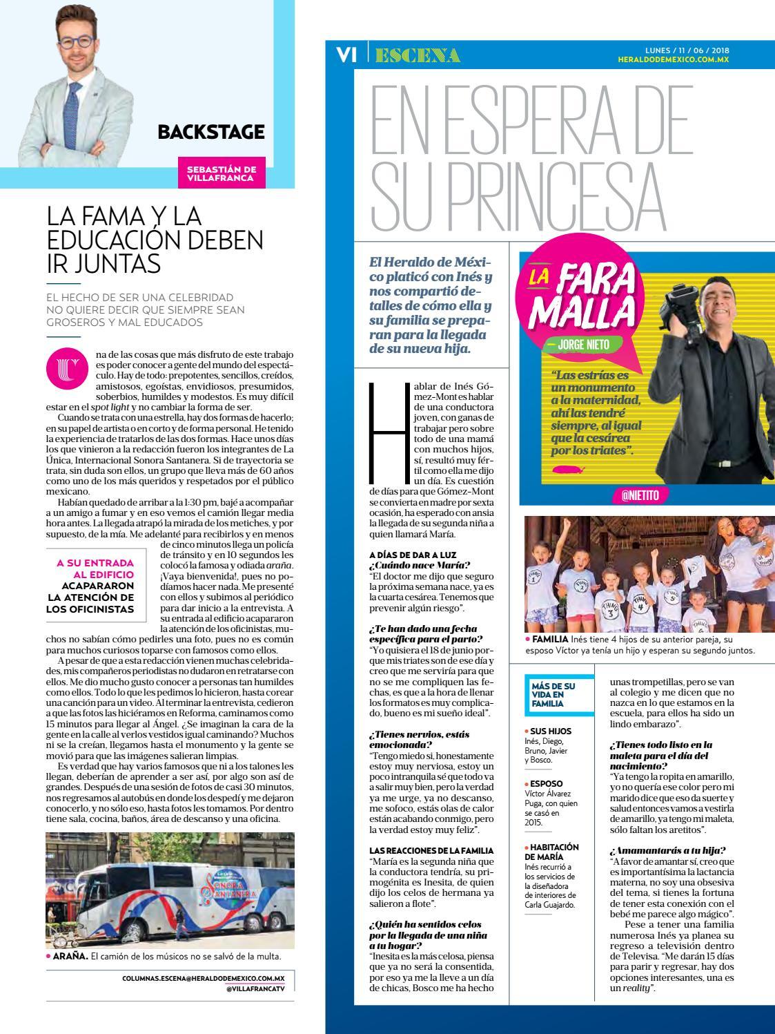 11 de junio 2018 by El Heraldo de México - issuu