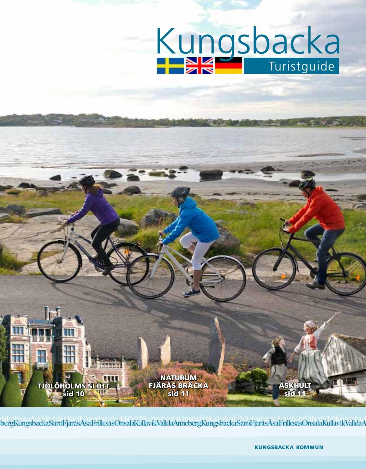 the latest bb82b 0022f Turistguide 2018 by Kultur   Fritid - issuu