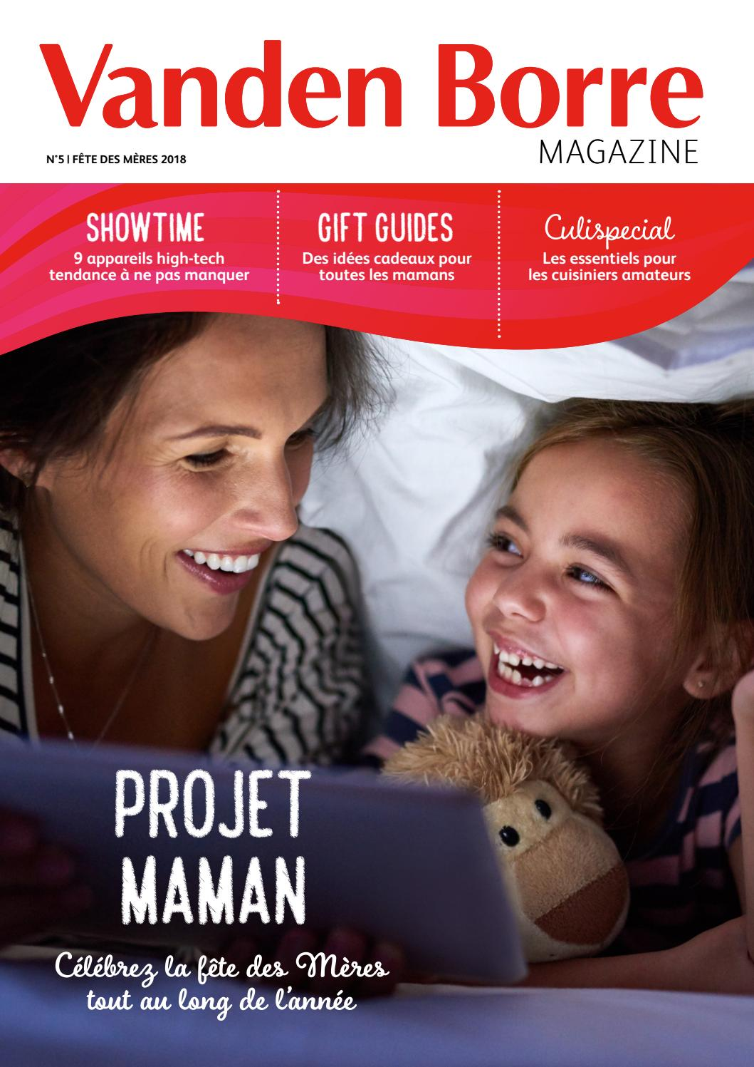 76d71469fa9793 Vanden Borre Magazine - Fête des Mères 2018 by Vanden Borre - issuu