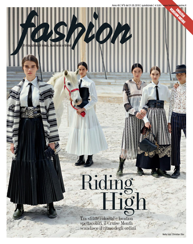 112f717eca FlipPage Fashion n 6 2018 by Fashionmagazine - issuu