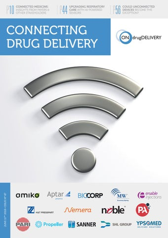 Connecting Drug Delivery - ONdrugDelivery - Issue 87 - June