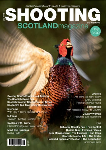 31ca7956126d Shooting Scotland Magazine (June - July 2018) by Athole Design ...