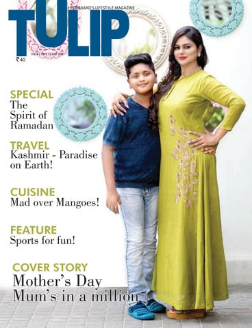 May issue 2018 by Tulip Magazine - issuu