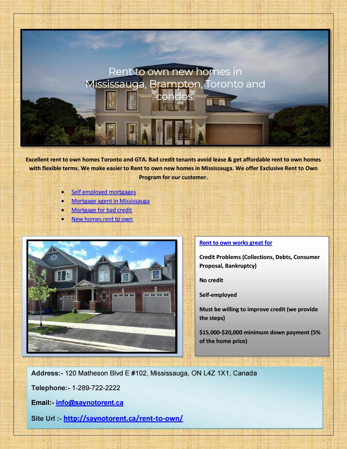 New homes rent to own by kerry lmasa - issuu