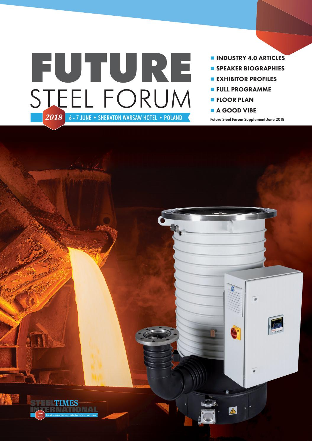 Future Steel Forum 2018 by Quartz Business Media issuu
