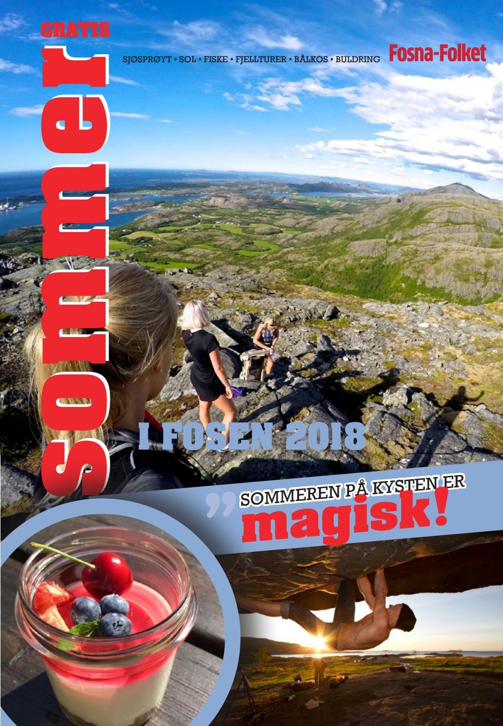 63254a400a70 Sommer i Fosen - Fosna-Folket 2018 by Adresseavisen - issuu