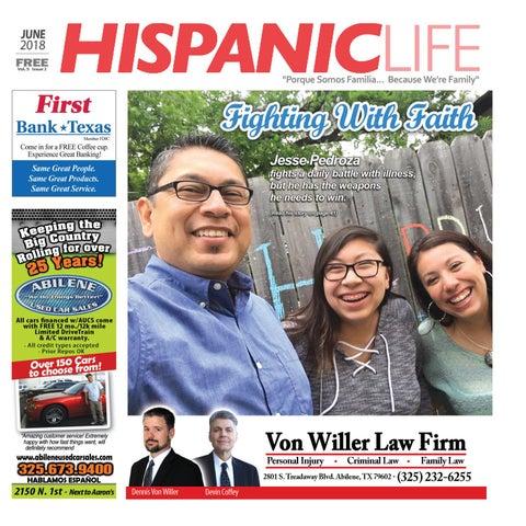 June 2018 By Hispaniclife Media Issuu
