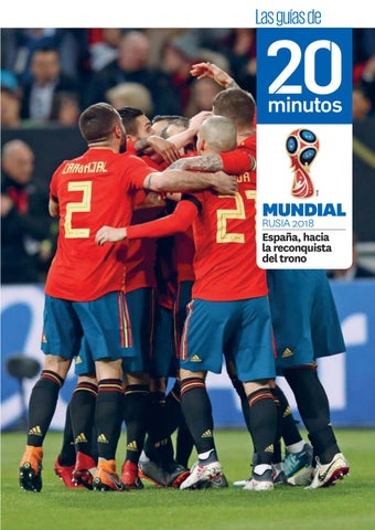 Mundial 2018 by 20minutos - issuu 905948f57d283