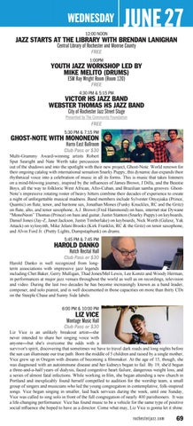 Page 69 of WEDNESDAY JUNE 27