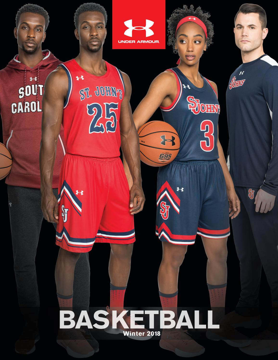 61762618ab26 Under Armour Basketball Winter 2018 by Team Connection - issuu