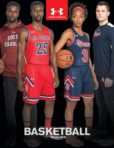 4e84f3ac7f2 Under Armour Basketball Winter 2018 by Team Connection - issuu