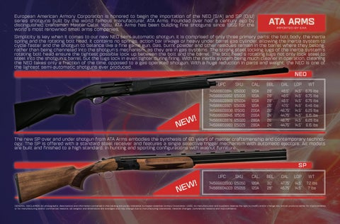 Page 12 of Shotguns by ATA ARMS®