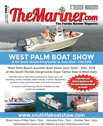 Issue 856 by The Florida Mariner - issuu