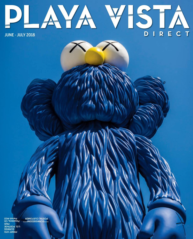 Pvd Jun Jul 2018 By Playa Vista Direct Issuu