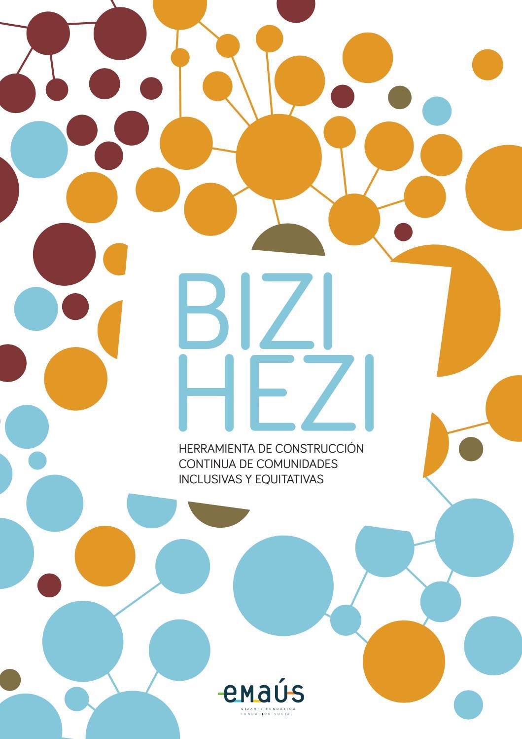 BIZI HEZI: herramienta de construcción continua de comunidades ...