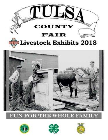 Livestock Exhibits Free Fair book 2018 by Tulsa County - issuu