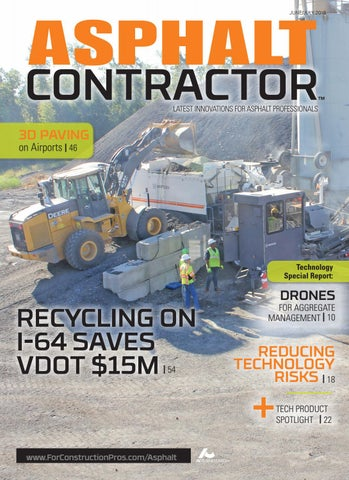 Asphalt Contractor June/July 2018 by ForConstructionPros com