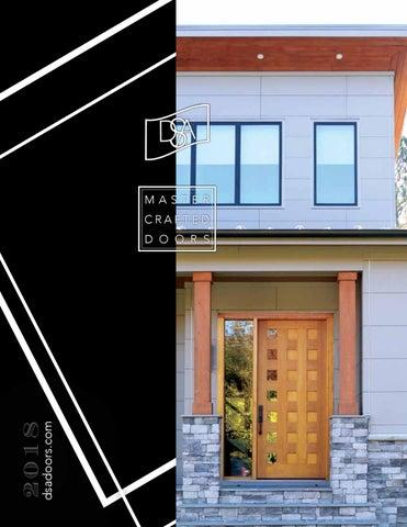 Dsa Door Catalog By Entrypoint Atlanta Issuu