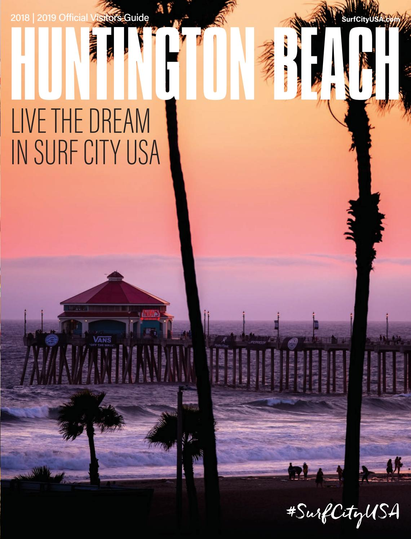 Huntington Beach Visitors Guide 2018 2019 By Orange Coast Magazine Issuu