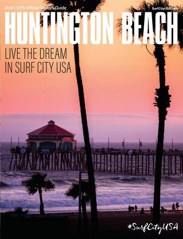 Huntington Beach Visitors Guide 2018 2019 By Orange Coast Magazine