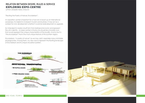 Page 43 of Relation Between Desire, Rules & Service: Exploring Expo-Centre