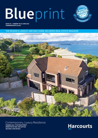 Harcourts Cooper & Co Waiheke Blueprint   11 12 2015 by