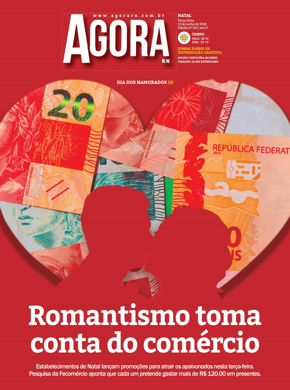 a39172592c471 AGORA JORNAL - EDIÇÃO 322 by Agora RN - issuu
