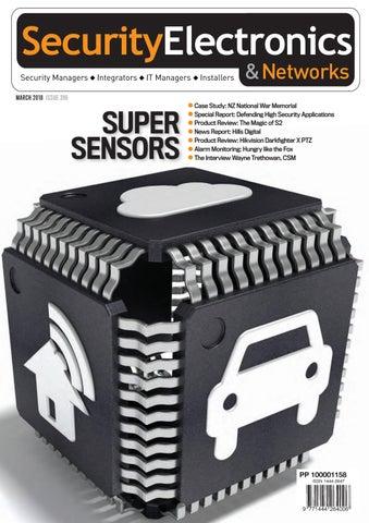 Sen mar18 by Security Electronics & Networks Magazine - issuu
