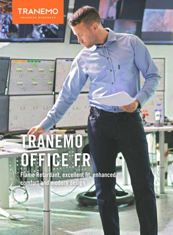 844b11489696 Tranemo Office FR UK 2018 by Tranemo Workwear - issuu