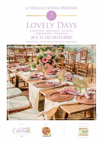 Page 56 of Lovely Days 2018 - Paradiso Corporate Hotel