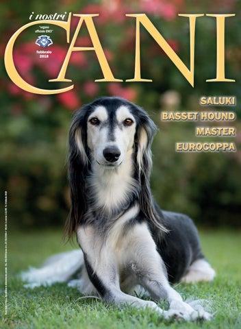 I Nostri Cani Febbraio 2018 By Enci Ente Nazionale Cinofilia