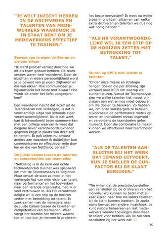 Page 35 of Doorontwikkeling van het individu en de teams [NetDialog]