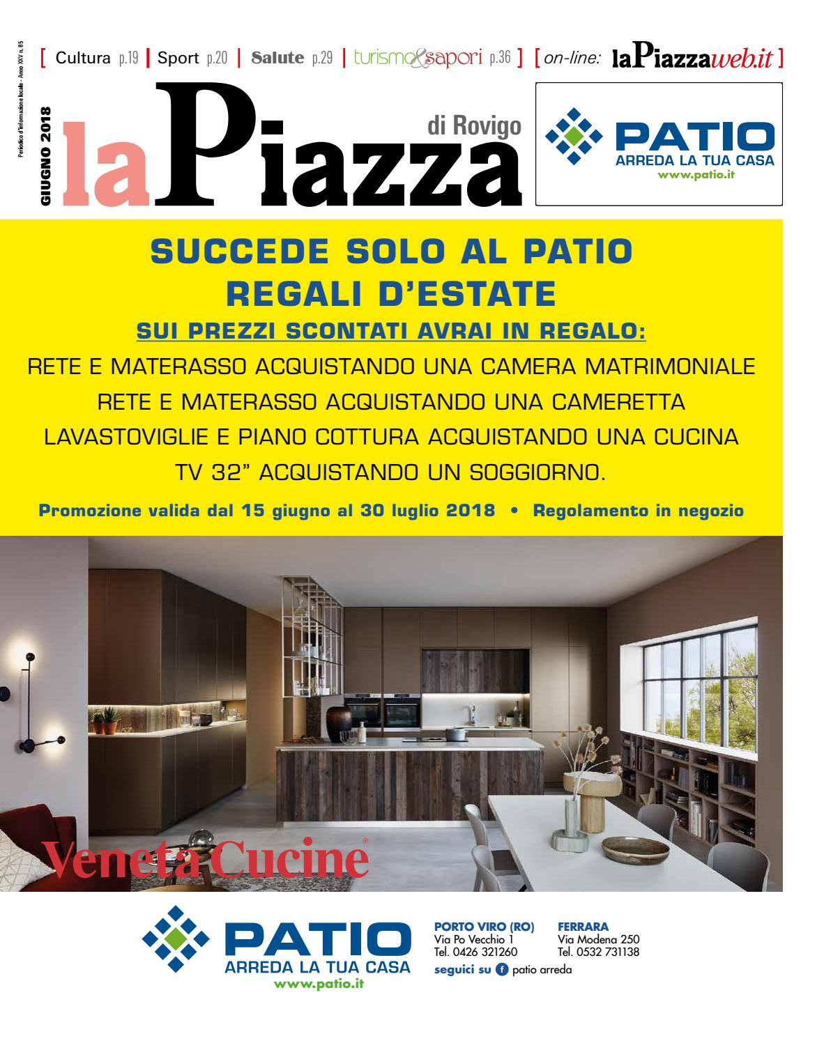 Rovigo giu2018 n85 by lapiazza give emotions - issuu