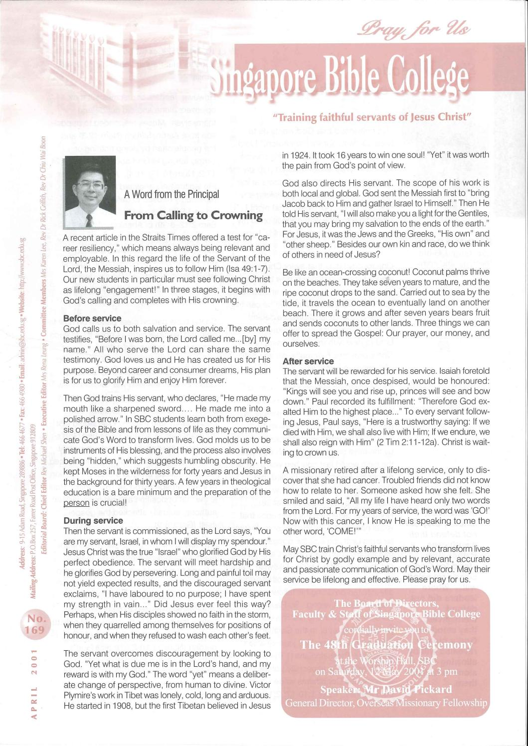 Sbc Pray For Us Issue 169 By Sbc Communications Issuu