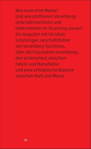 Page 23 of Das Interview mit Christian Schützinger