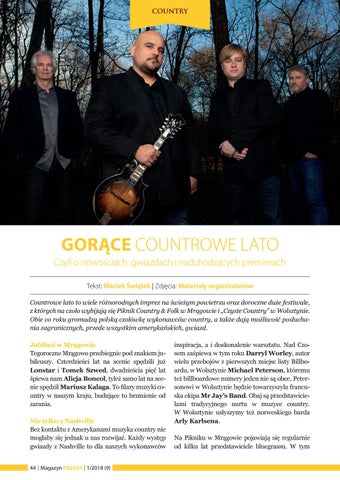 Page 44 of Gorące countrowe lato