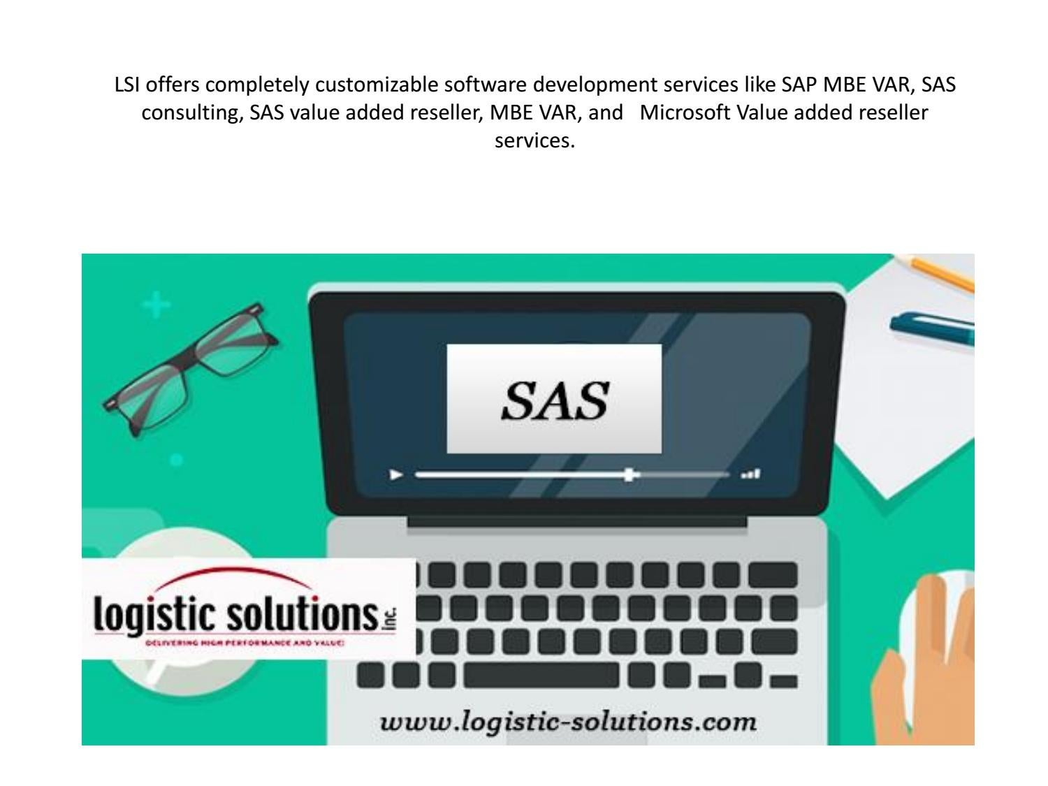 Lsi offers completely customizable software development