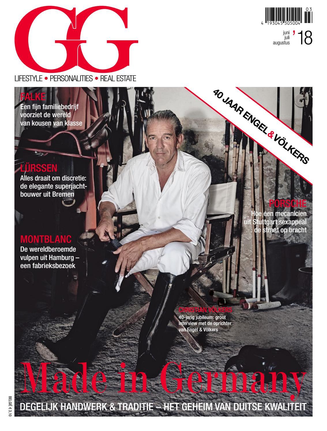 GG Magazine 0318 (flemish) by GG Magazine issuu
